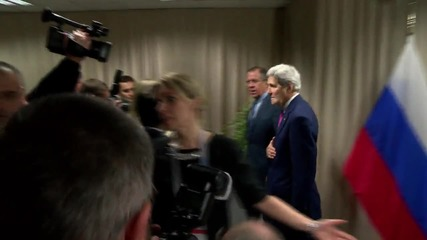 Serbia: Lavrov meets with Kerry on OSCE conference sidelines