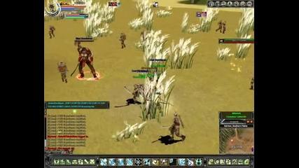 Hero Online Divine Sword Skills