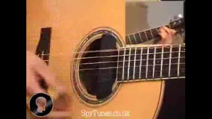 Angie guitar lesson rolling stones cover
