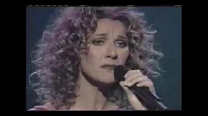 /превод/ Celine Dion - Sil Suffisait Daimer /на живо/