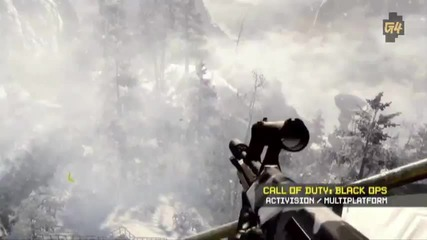 Call of Duty: Black Ops - E3 2010 - Wmd Mission Gameplay