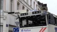 Belgium: Car hits woman in Molenbeek as banned anti-Islam demo takes place