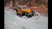 Rc Scx10 Honcho In The Mud