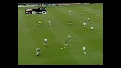 Ac Milan Vs Manchester