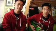 Train - Hey, Soul Sister - Cover By Scott Yoshimoto And Casey Nishizu