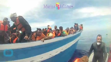 Forty Migrants Reported Drowned in Mediterranean: Save the Children