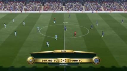 Fifa 17 - Идеи за поредица, малко геймплей и още..