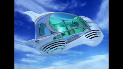 Флаер -- летящият автомобил на бъдещето