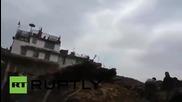Земетресение 7.9 в Непал, над 110 загинали
