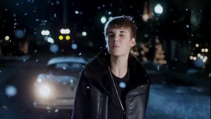 New! Justin Bieber - Mistletoe + текст и превод ( Официално видео )