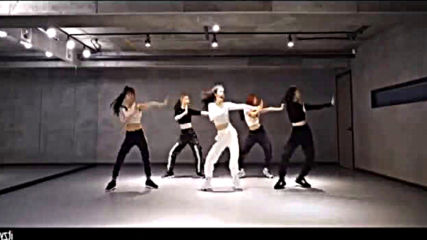 Kpop Random Dance Challenge-2x mirrored