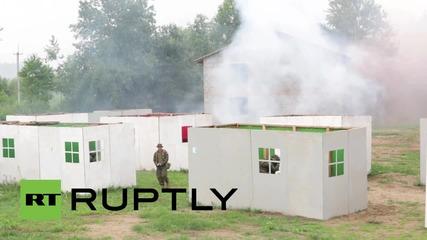 Ukraine: US, Ukrainian troops participate in NATO's 'Rapid Trident' drills