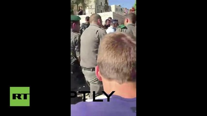 Israel/Palestine: IDF forces attack journalists on 'Jerusalem Day'