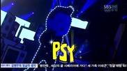 Eдна от най-известните песни! Яко! Psy - Gangnam style