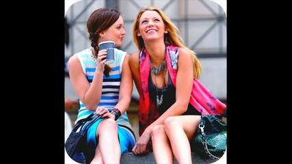 Gossip girl - Blair and Serena
