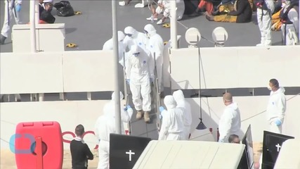 Migrants' Bodies Brought Ashore
