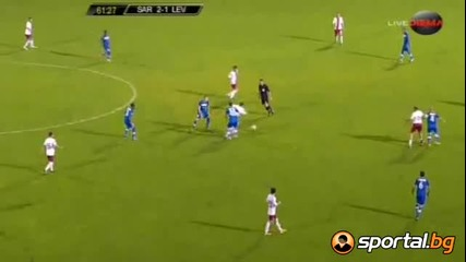 Сараево 3-1 Левски