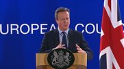 Belgium: UK 'needs some time' before triggering Article 50, says Cameron