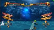 Naruto Ultimate Ninja Storm Revolution (60 Fps) Hokage Menma Moveset Mod Gameplay (pc)