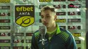 Илиан Илиев-младши: Сбъдната мечта и победа, хубав ден за мен