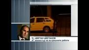 Цветан Цветанов за инцидента, при който беше прострелян таксиметров шофьор в София