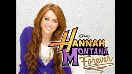 Miley and Hannah