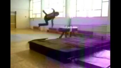 Venom Side Flip