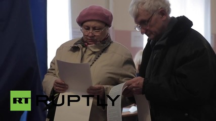 Ukraine: Regional elections kick off in Kiev
