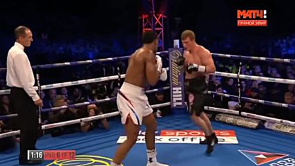 Anthony Joshua Vs Alexander Povetkin Highlights Hd