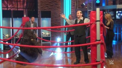 """Woken"" Matt Hardy deletes a bear in Mexico City"