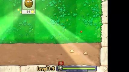 Plants vs Zombies Gameplay 2