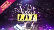 Violetta Live: Латинска Америка