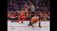 Taboo Tuesday 2004 - Triple H vs Shawn Michaels ( World Heavyweight Championship)