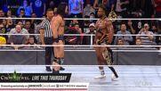 Big E & Drew McIntyre vs. Dolph Ziggler & Robert Roode: Raw, Oct. 18, 2021