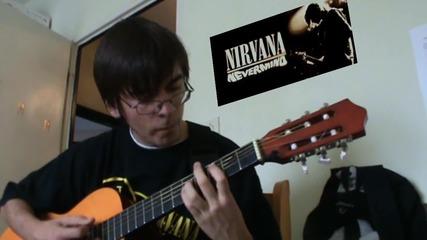 My Tribute To Nirvana (by Rossen Tenev)