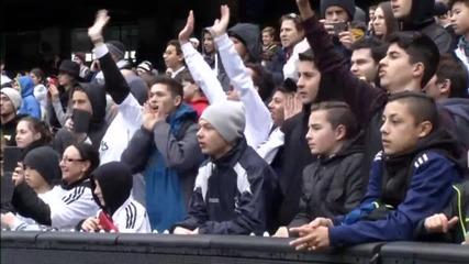Хиляди изгледаха заниманието на Реал в Мелбърн