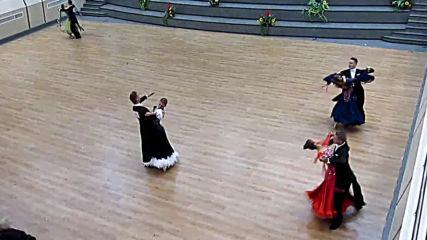 Спортни танци - Купа България, Русе 2019/2