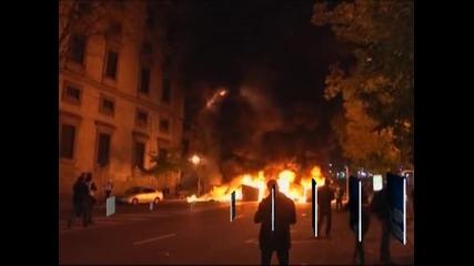 Национална стачка и протести в Испания
