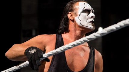 WWE Untold: Sting's Last Stand premieres tonight on WWE Network