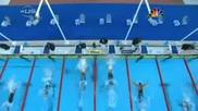 Майкъл Фелпс си връща рекорда като побеждава Милорад Кавич
