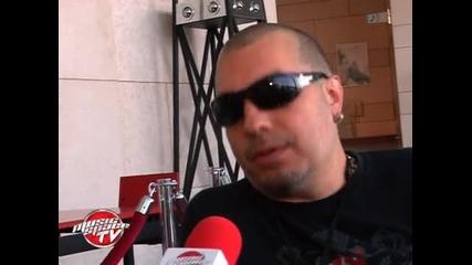 Music Space Tv - Интервю с Васко Теслата
