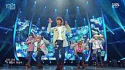 31.0131-1 Road Boyz - Be my love, Sbs Inkigayo E850 (310116)