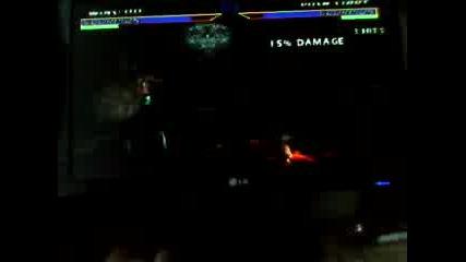 Mortal Kombat 4 Scorpion fatality 2