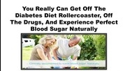 Cure For Diabetes Natural Way