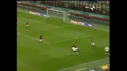 Milan - Atalanta 3 - 0