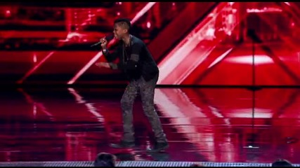 Brian Bradley - Audition 1 - The X Factor 2011 - Usa