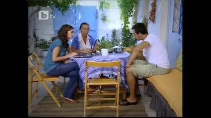 Аслъ, Гювен и леля Айше - 98 епизод