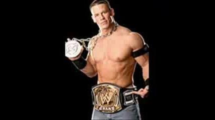 John Cena - The Champ