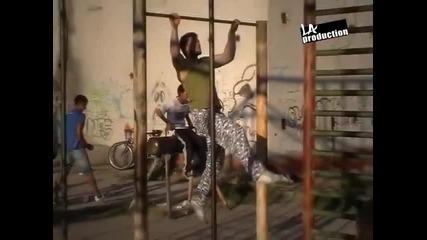 Street Fitness Pazardjik 28.08.11