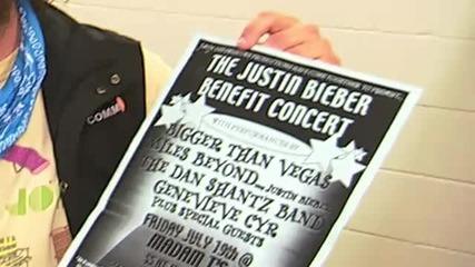 Justin Bieber Never Say Never 3d Sneak Peek - Drums